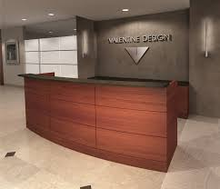 bow front reception desk bow front reception counter office reception desk