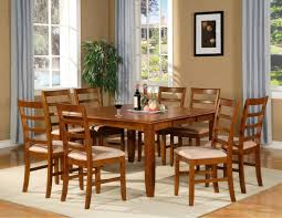 Set Of 4 Dining Room Chairs 5 Pc Square Dinette Kitchen Dining Room Table Set 4 Chairs 54x54
