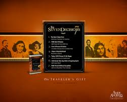 seven decisions that determine personal success stephen rolston the seven decisions taken from the travelers gift by andy andrews