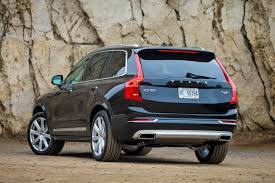 Volvo North America 2016 Volvo Xc90 T6 Inscription Quotfirst Editionquot North America 392015