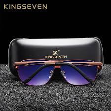 Online Shop <b>KINGSEVEN Brand</b> Classic Polarized Sunglasses Men ...