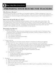teacher resume ontario samples cipanewsletter cover letter experienced teacher resume experienced teacher resume