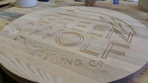 loading personalized kitchen sign wall custom carved wood signs  custom carved wood signs