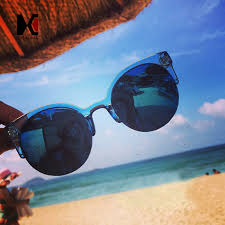 <b>SHAUNA</b> Alloy Hinge Summer Style <b>Vintage Cat</b> Eye Sunglasses ...