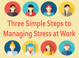 simple steps to managing stress at work mortgage women magazine