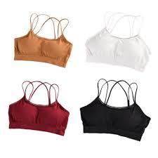 Fashion <b>Women</b> Push Up <b>Tube</b> Tops <b>Bra Sexy</b> Seamless Sling ...