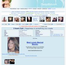 PlentyOfFish   Dating DNA Blog Screenshot from a User     s Profile on PlentyOfFish com