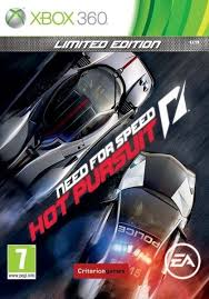 Need for Speed Hot Pursuit RGH Xbox360 Español [Mega,Openload]