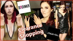 DollsKill and <b>Badinka</b> HAUL with TRY ON (7 items) - YouTube