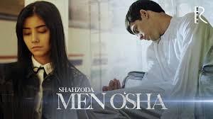 Shahzoda - Men o'sha | Шахзода - Мен уша - YouTube