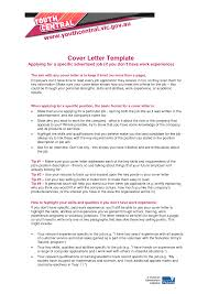 cover letter examples for legislative assistant