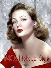 1000 ideas about 1940s makeup on 1940s makeup tutorial makeup ads and vine makeup