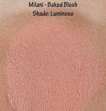 <b>Запеченные Румяна Milani Baked</b> Blush Luminoso 05 — в ...