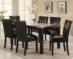 wooden leather kitchen chairs