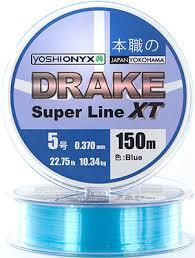 <b>Леска Yoshi Onyx DRAKE</b> SUPERLINE XT 150 M 0.405 mm Blue ...