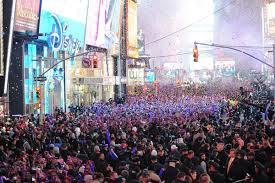 New Year's Eve in Times <b>Square</b> sounds <b>like</b> a urine-soaked hell