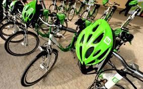 Resultado de imagen de fotos bicicletas aparcadas