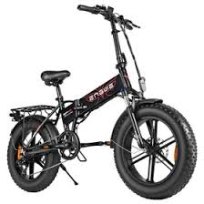 New <b>ENGWE EP-2 500W Folding</b> 20″ Fat Tire Electric Bike with 7 ...