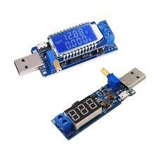 DC <b>DC 5V to 3.3V</b>/<b>9V</b>/12V/24V USB Step UP Power Supply Module ...