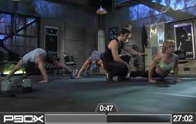 P90X Day 1 :  Chest and Back
