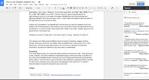 how google docs research tool removes drudgery from reports and research tool quotes
