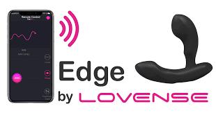 """Edge от Lovense - Первый в Мире """"Умный"""" Массажер <b>Простаты</b>!"""