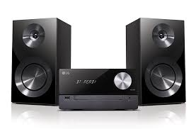 LG 100W <b>Micro</b> Hi-Fi <b>Audio System</b>: CM2460 | LG South Africa