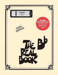 The <b>Real</b> Book – Volume 1 - Bb Edition Book/<b>USB Flash Drive</b> Pack ...