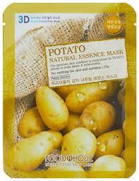 Купить Foodaholic <b>Тканевая 3D маска с</b> натуральным экстрактом ...