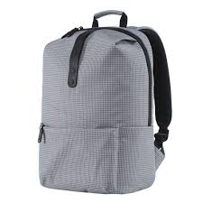 <b>Рюкзак Xiaomi College Style</b> Backpack серый 20 л - отзывы ...