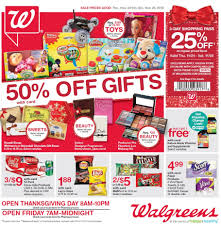 walgreens black friday ads deals and s checkout walgreens black friday ad scan
