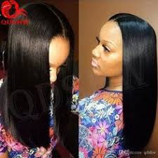 Find More Wigs Information about Wholesale Middle Part Brazilian ...