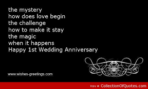 First Year Wedding Anniversary Quotes Beautiful Silver Wedding ...