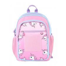 <b>Upixel Детский рюкзак</b> U18-15 с единорогами - Акушерство.Ru