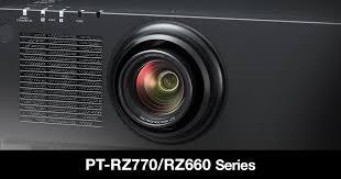 <b>PT</b>-RZ770, <b>PT</b>-RW730, <b>PT</b>-RZ660, <b>PT</b>-RW620 - <b>Panasonic</b> Global