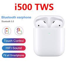 TWISTER.CK <b>i500</b> TWS <b>Wireless</b> Earphone 5D Super Bass <b>Wireless</b> ...