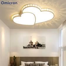 <b>Omicron</b> NEW <b>Modern LED</b> Chandeliers Heart Shape For Living ...