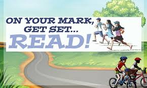 "Image result for ""on your mark get set read"""