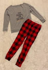 Avery <b>Gray</b> Merry Christmas and <b>Happy New Year</b> Pant Set – Be ...