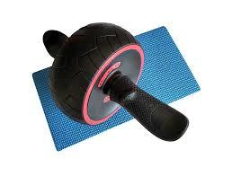 <b>Ролик для пресса Iron</b> Gym C28933, C28933, черный цвет купить ...