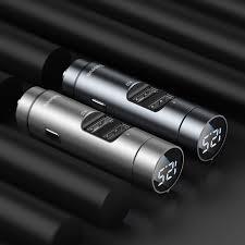 <b>Baseus Energy Column Car</b> Wireless MP3 Charger FM Transmitter ...