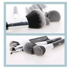 Sylyne makeup brush set <b>10pcs high quality</b> professional makeup ...