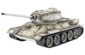 <b>Радиоуправляемый танк Taigen Russia</b> T34-85 Winter ...