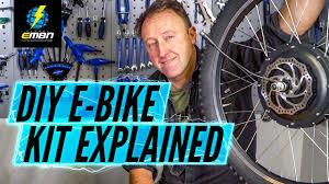 <b>Electric Bike Conversion Kit</b> Options | DIY E Bikes With EMBN ...