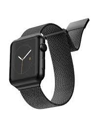 Ремешок <b>New</b> Mesh для Apple Watch 42/44мм Black x-doria ...