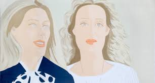 buy prints multiples alex katz julia and alexandra hover to zoom
