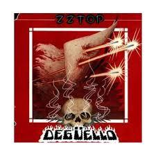 <b>ZZ Top</b> - <b>Deguello</b> (CD) : Target