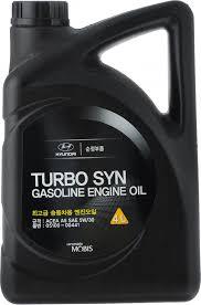 <b>Моторное масло Hyundai</b>/<b>Kia Turbo</b> SYN Gasoline 5W-30 ...