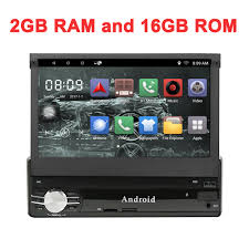 Panlelo T1 <b>1 Din</b> Android Car Multimedia <b>7 Inch</b> Quad Core 6.0 Car ...
