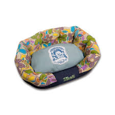 <b>Лежак для собак</b> Katsu <b>Vintage</b>, размер 65х40х26см., хакки ...